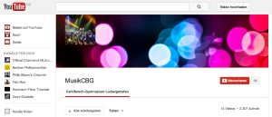 YouTube-Kanal neu