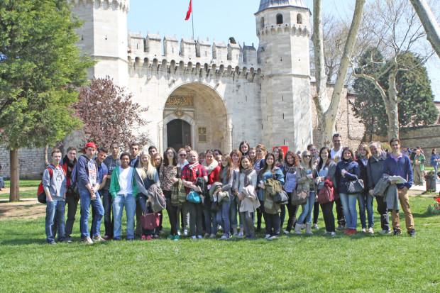 Kursfahrt Istanbul 2013