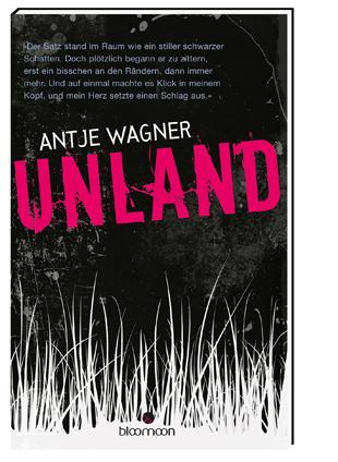 Buchcover Unland [©ars Edition]