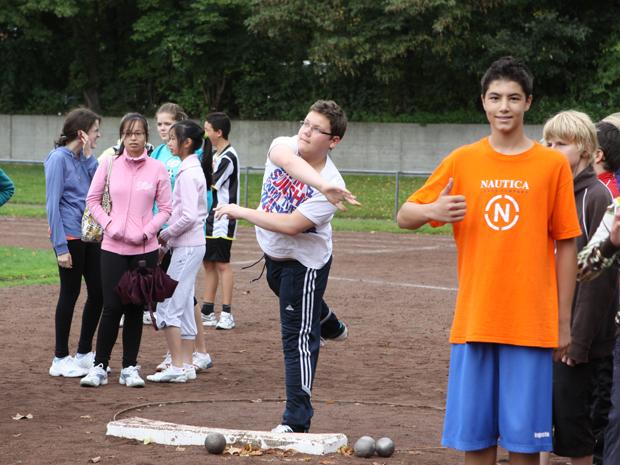Sport am Carl-Bosch-Gymnasium