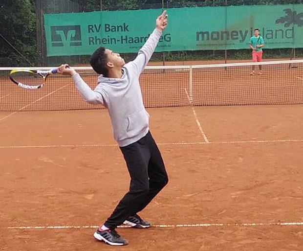Jugend trainiert für Olympia – Tennis (2016)