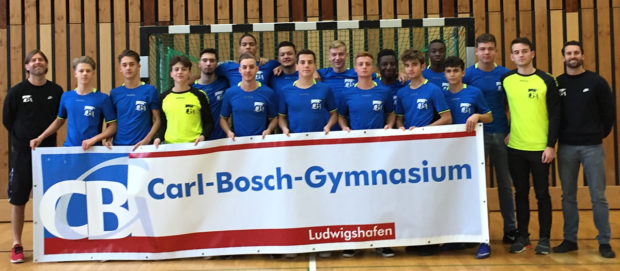 Jugend trainiert für Olympia – Fußball (2017)