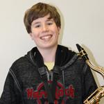 Saxophonist 150*150