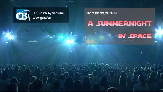 Jahreskonzerte 2013