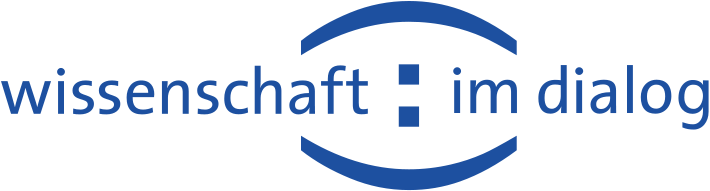 Logo Wissenschaft im Dialog