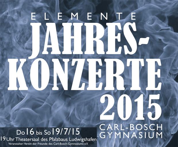 Jahreskonzerte 2015
