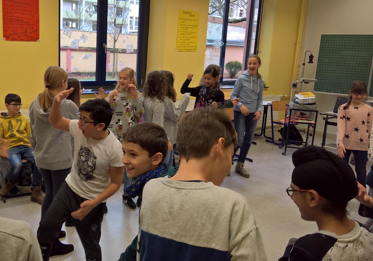 Projekte in Französisch