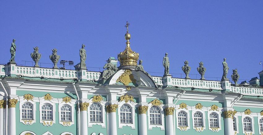 Schüleraustausch Russland: Zu Gast in St. Petersburg